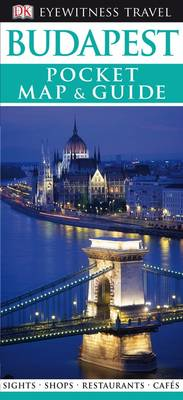 Budapest Pocket Map and Guide.