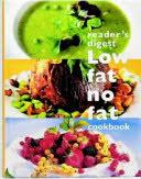 reader's digest : low fat, no fat cookbook