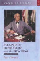 prosperity, depression and the new deal