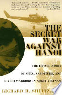 the secret war against hanoi
