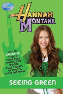 disney hannah montana:seeing green