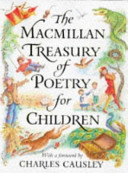 the macmillan treasury of poetry for children