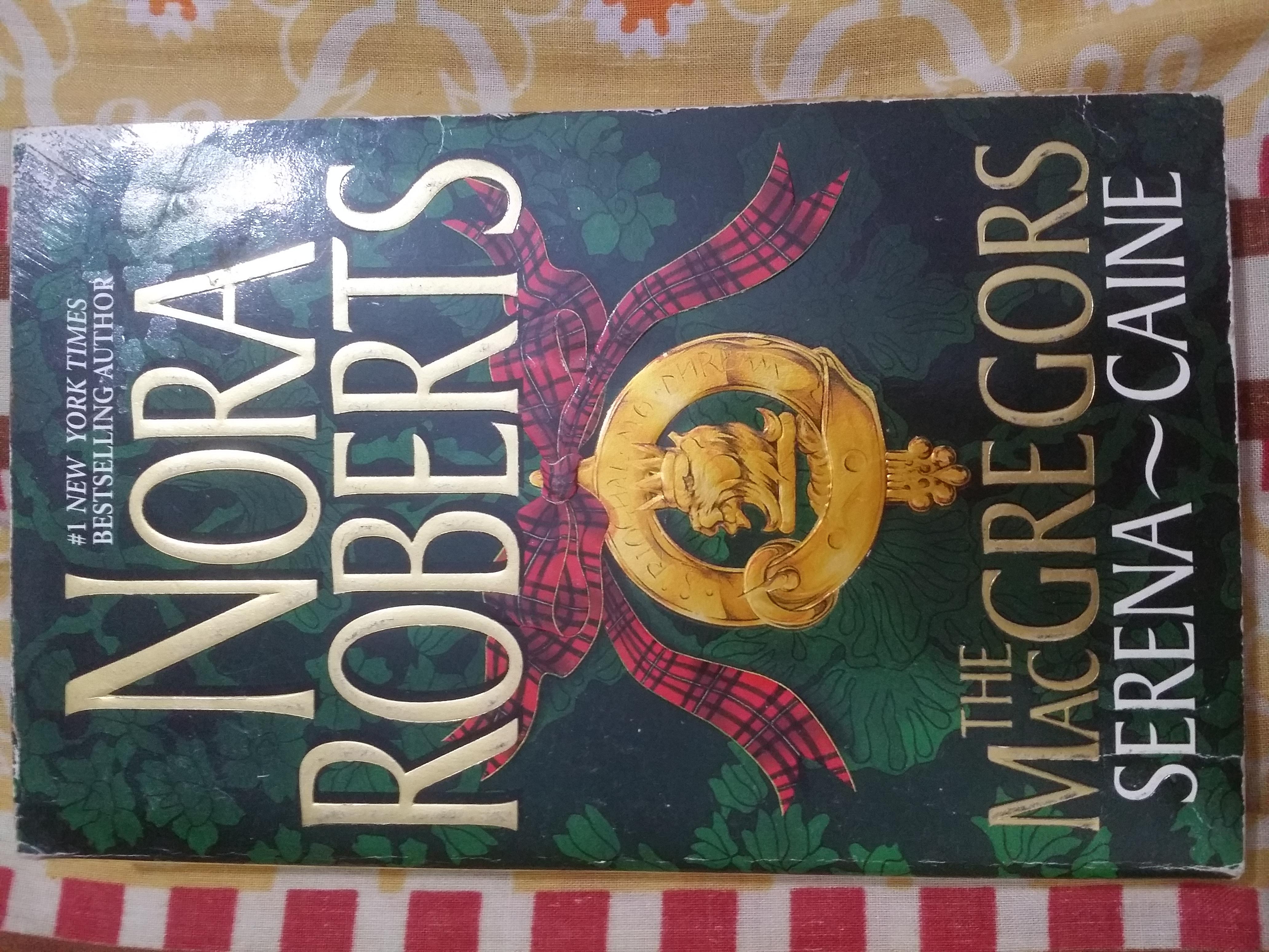 nora roberts - the macgregors