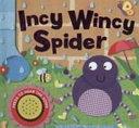 incy wincy spider ( sound board book )
