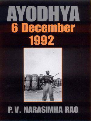 ayodhya: 6 december 1992