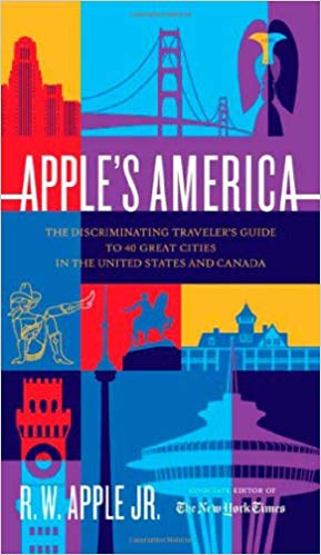 apple's america: the discriminating traveler's guide to 40 great cities in the united states and can
