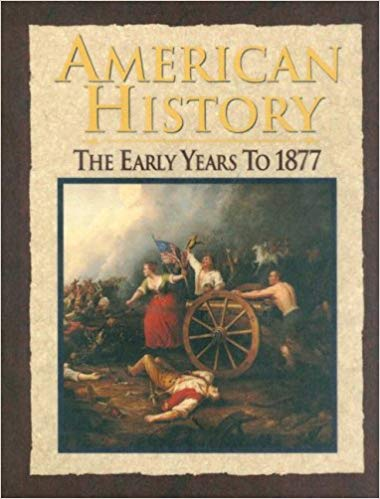 american history early years to 1877