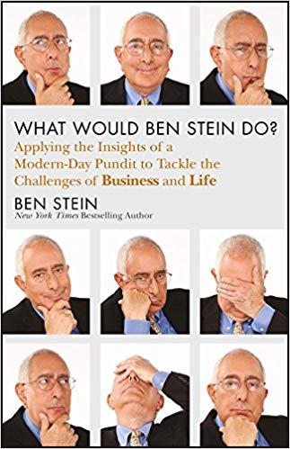 would ben stein do?