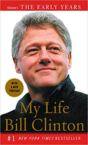 my life(bill clinton) (early years)