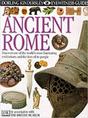 ancient rome (eyewitness guides) by simon james (1997-08-21