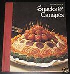 Snacks & canapés
