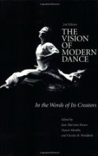 The vision of modern dance
