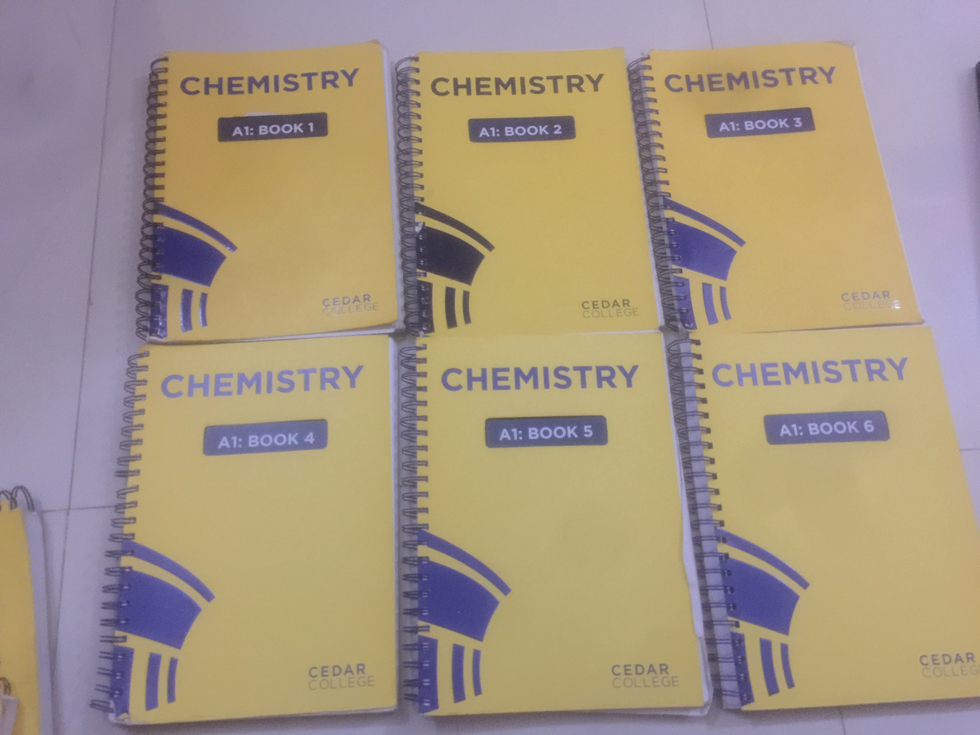 as level chemistry  notes you need to get an a