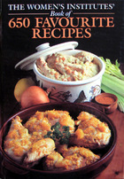 The Women's Institutes' book of favourite recipes