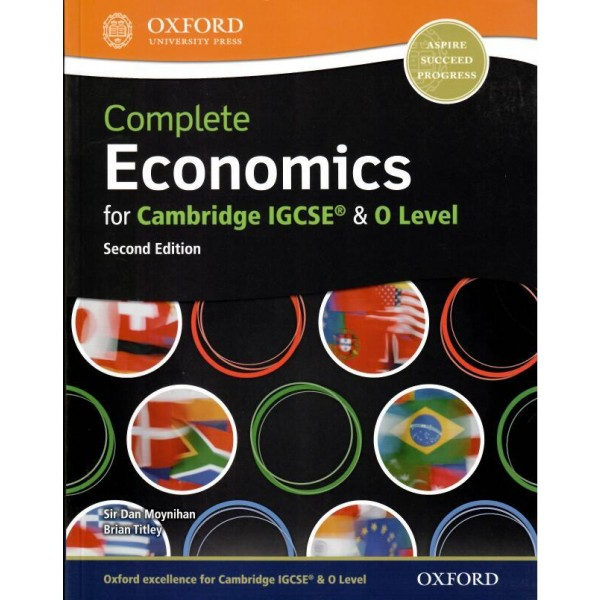 oxford economics course for igcse and o level