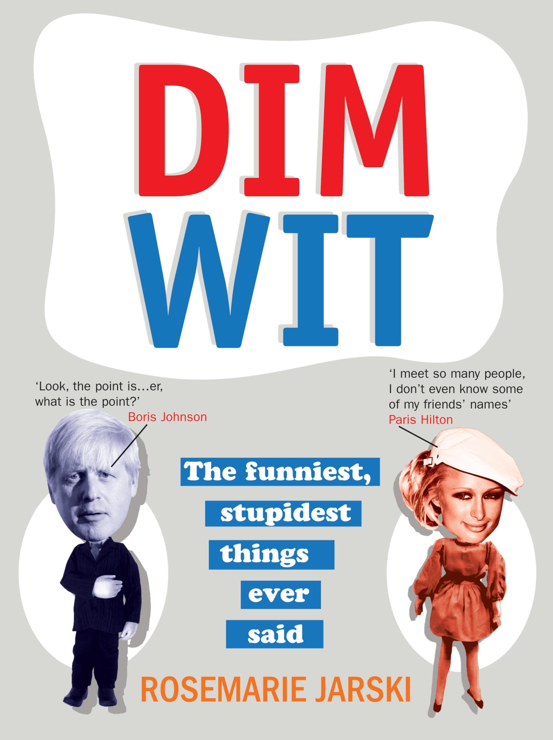 dim wit