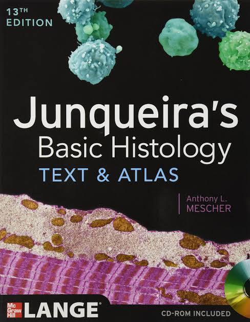 junqueira's basic histology text and altas