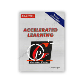 accelerated learning - general papaer (as level)