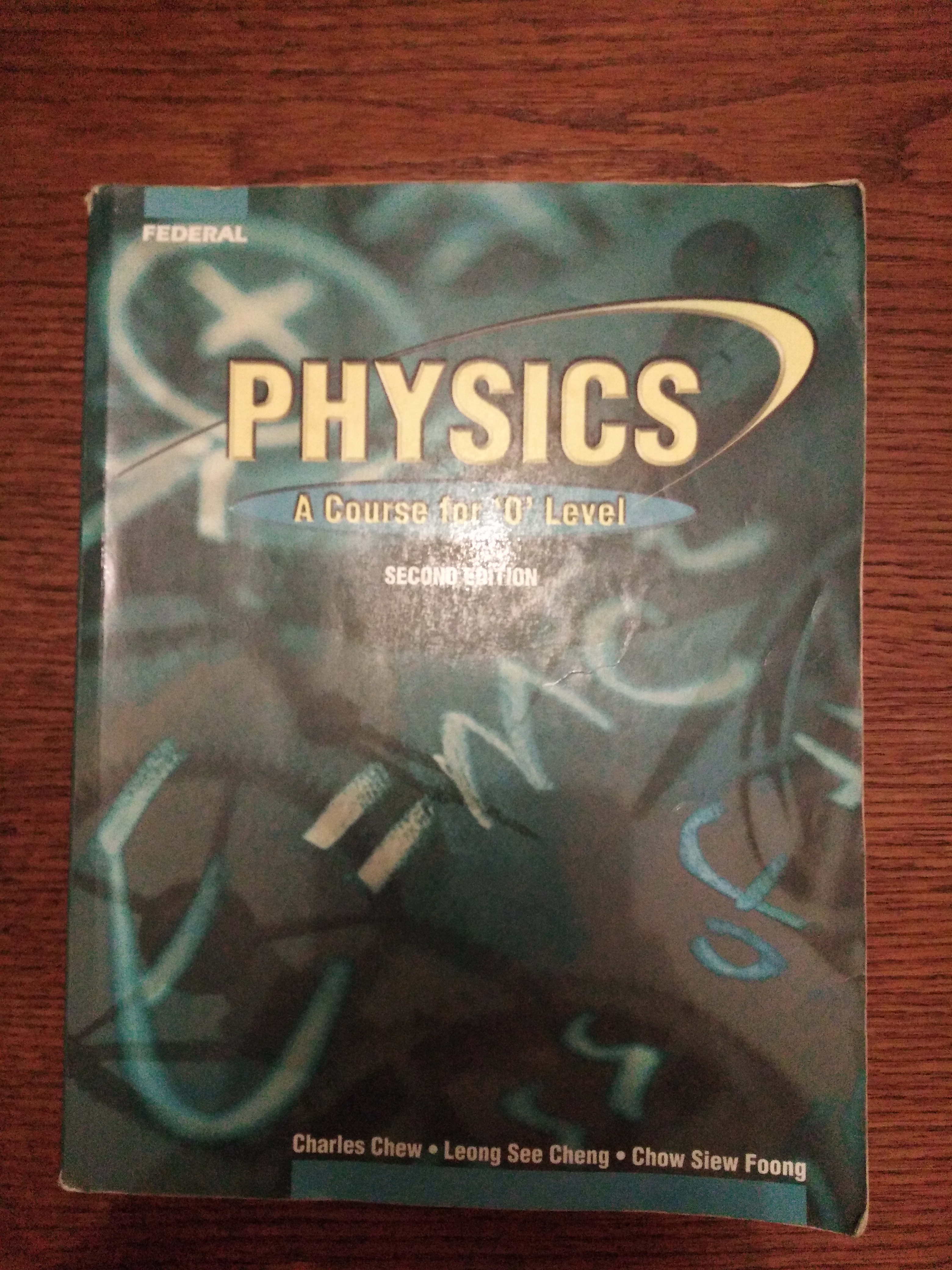 physics: a course for 'o' level