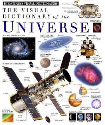 the visual dictionary of the universe (eyewitness visual dictionaries)