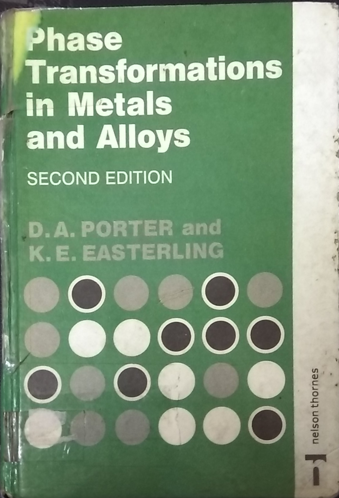 phase transformation in metals and alloys second edition